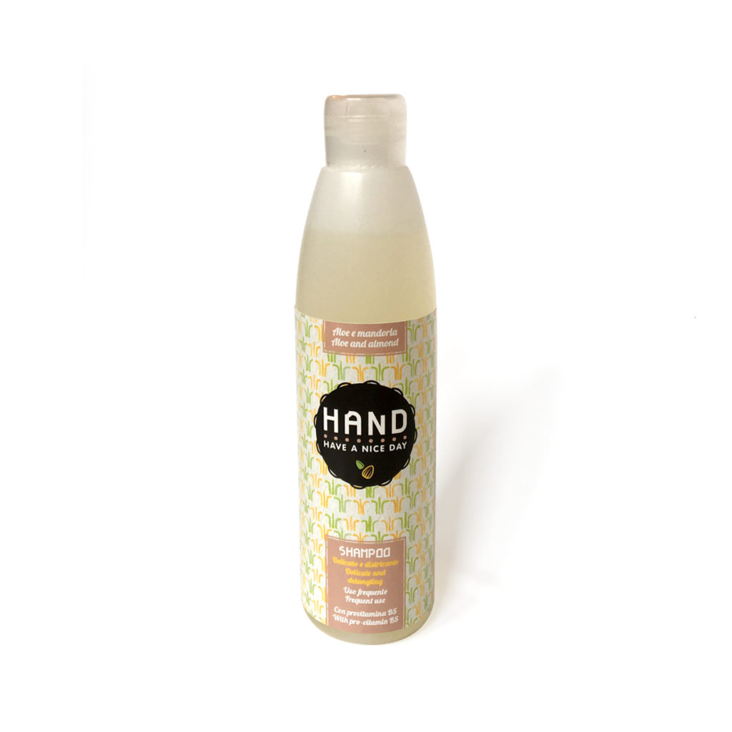 Shampoo HAND Saponino