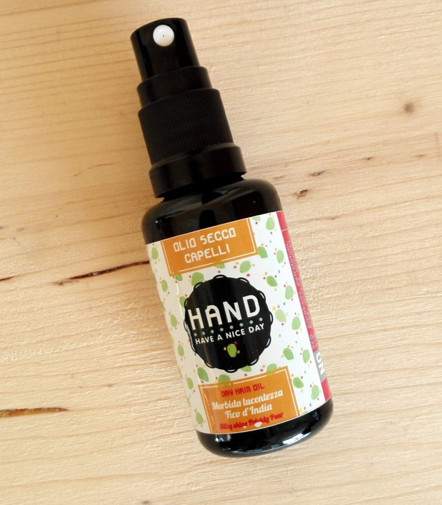 Cura e benessere dei capelli HAND Saponino bio